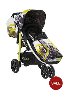 koochi-pushmatic-stroller-brooklyn