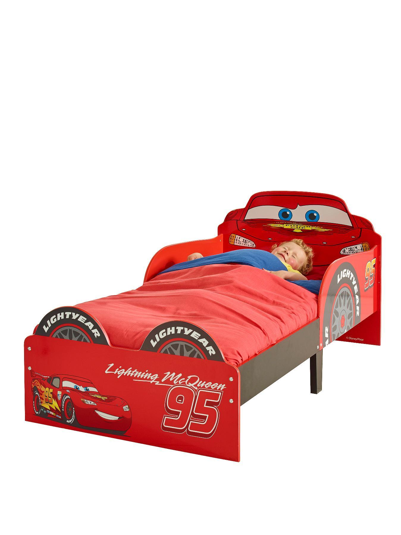 Buy Cheap Lightning Mcqueen Bed