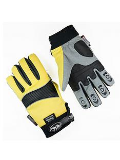 aero-sport-windbreaker-gloves-yellow