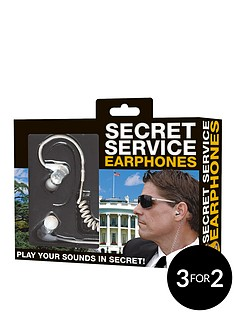 secret-service-earphones