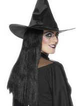 Halloween Witch Wig
