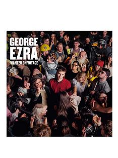 george-ezra-wanted-on-voyage-cd