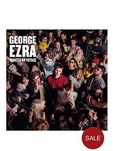 george-ezra-wanted-on-voyage-cd