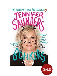 bonkers-my-life-jennifer-saunders-paperback