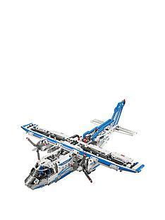 lego-technic-cargo-plane