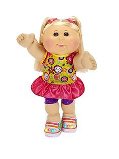cabbage-patch-kids-blonde-hair-twinkle-toes-skecher-shoes