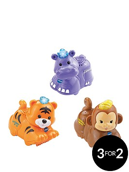 vtech-toot-toot-animals-tiger-hippo-and-monkey