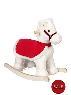 mamas-papas-snowflake-rocking-horse