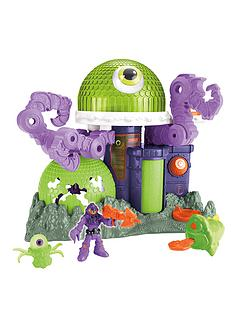 fisher-price-space-alien-hq-playset