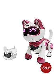 teksta-kitten-interactive-robot