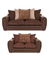 Gatsby 3-Seater plus 2-Seater Sofa Set (Buy and SAVE!)