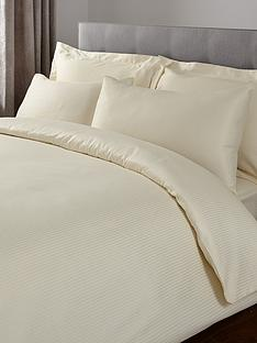 catherine-lansfield-satin-stripe-300-thread-count-duvet-cover-set