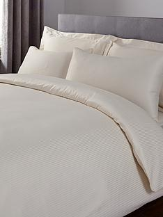 catherine-lansfield-satin-stripe-duvet-cover-set