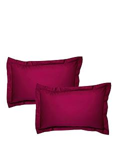 dorma-cotton-sateen-plain-dyed-oxford-pillowcase