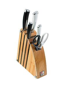 richardson-sheffield-kyu-urban-5-piece-knife-block-with-scissors