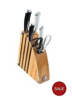 richardson-sheffield-kyu-urban-5-piece-knife-block-with-scissors