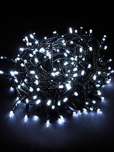 200-white-indooroutdoor-multi-action-christmas-lights-with-black-cord-includes-free-lights