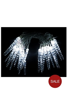 24-white-icicle-christmas-chaser-lights