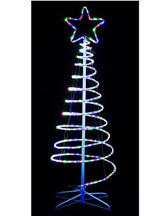 spiral-rope-light-christmas-tree