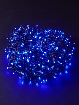 480 Blue Chaser Lights  Indoor and Outdoor  FREE lights included!