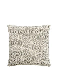 catherine-lansfield-daisy-lace-cushion