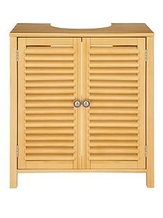 louvred-2-door-storage-unit-cabinet