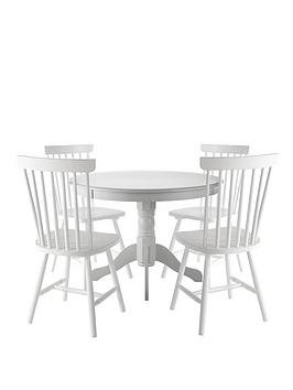ace-107-cm-round-dining-table-4-chairs-buy-and-save