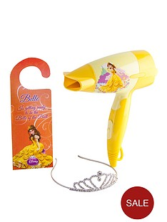 disney-princess-belle-of-the-ball-hairdryer-set