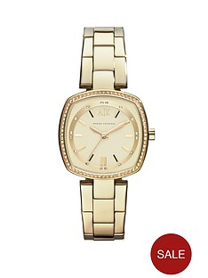 armani-exchange-gold-dial-and-gold-ip-plated-bracelet-ladies-watch