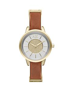 armani-exchange-silver-and-gold-dial-and-tan-leather-strap-ladies-watch