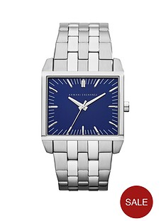 armani-exchange-blue-dial-and-stainless-steel-bracelet-mens-watch
