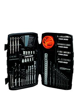 Black & Decker A7212-XJ 150-Piece Drilling and Screwdriving Bit Set
