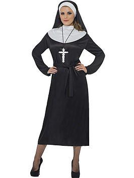 ladies-nun-costume