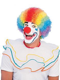 clown-wig