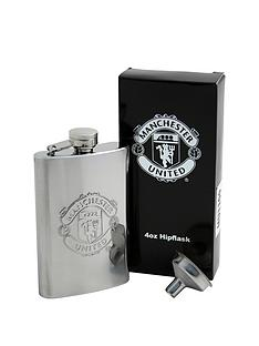 manchester-united-fc-personalised-hip-flask