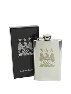 manchester-city-fc-personalised-hip-flask