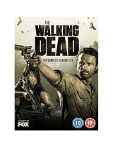 Walking Dead - Seasons 1-4 DVD Boxset