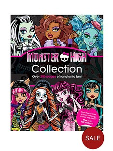 monster-high-collection-paperback