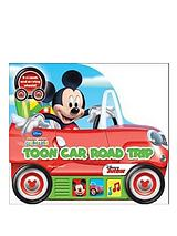 Toon Car Road Trip (Little Vehicle Book) - Hardback