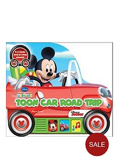 disney-toon-car-road-trip-little-vehicle-book-hardback