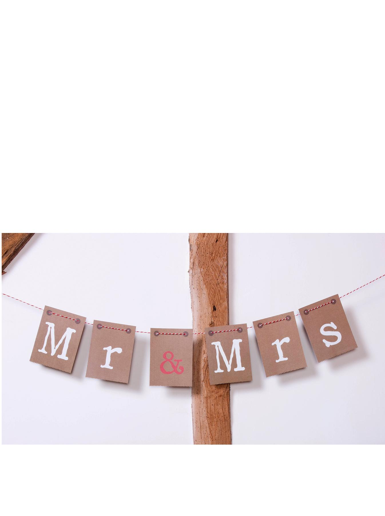 Just My Type - Mr and Mrs Bunting at Littlewoods