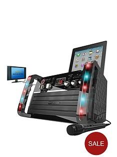 eks-213-cdg-karaoke-player-led-effect-ipadtablet-cradle