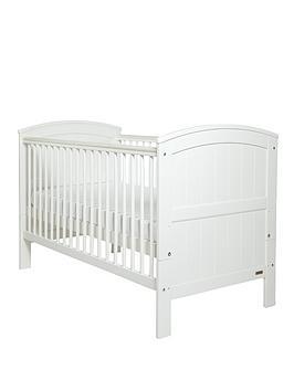 mamas-papas-hayworth-cot-bed-white