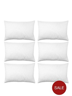 downland-hollowfibre-pillows-6-pack