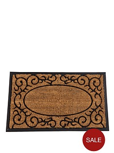 moulded-coir-doormat-brown