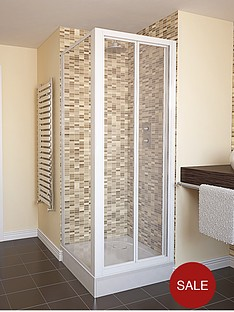 aqualux-aqua-4-white-bi-fold-shower-door-clear