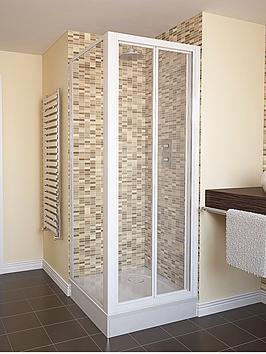 aqualux-aqua-4-white-bi-fold-shower-door-clear