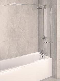 aqualux-aqua-6-splash-guard-with-rail-1500-x-300mm