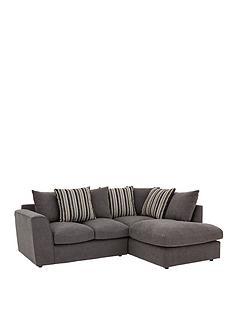 isaac-right-hand-fabric-corner-chaise-sofa
