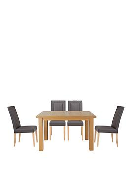 primo-120-150-cm-extending-dining-table-4-opus-chairs-buy-and-save